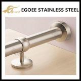 Soporte de la barandilla de la escalera del ángulo del acero inoxidable, soporte de ángulo plano