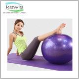 bola anti de la yoga del PVC de la terapia física de Pilates de la explosión de los 65cm