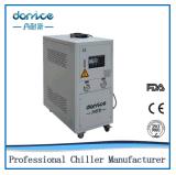 사출 성형 기계를 위한 물에 의하여 냉각되는 물 냉각장치