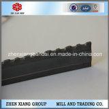 中国の製造者は平らな鋼鉄/鋸歯状にされたフラットバーを鋸歯状にした