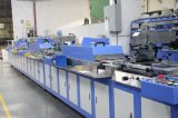 4 цветов Ribbon-Label Автоматическая трафаретная печать изготовителя машины