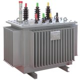 S11 Transformateur de puissance électrique à immersion à trois vitesses à double bobinage