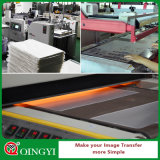 Qingyi Plastisol Ink Use Pet Film for Textile Printing