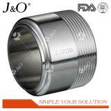 Adaptador de encaixes de tubulação de tubo de proteção hepática sanitária