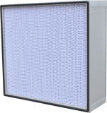 Separador de papel de alta eficiencia del filtro de aire de superficie extendida