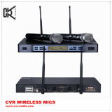 Konferenz-Mikrofon-/Karaoke-Mikrofon-drahtloses Mikrofon-System