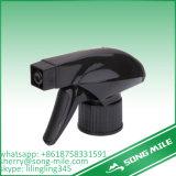 pulverizador do disparador da mão plástica preta de 28mm mini