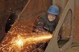 Yongkang Sali 상표 직업적인 금속 가는 디스크 Corte De Disco에 있는 공장