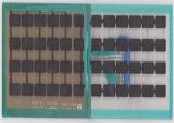 FPCの回路/金属のドームが付いているカスタム防水適用範囲が広い膜スイッチ