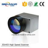 Scanner Galvo JD1403 à haute vitesse pour marque laser Precino