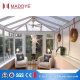 Sunroom de cristal aislador del diseño de la manera para la casa de la flor