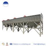 Rápido automático de velocidad de procesamiento por lotes lotes de hormigón del PLD la máquina (2 3 4 bandejas de agregados)