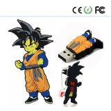 Cartoon Goku Modèle USB 2.0 Memory Stick Flash Pen Drive