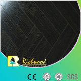 Pavimento laminato impermeabile della noce dello specchio E1 della famiglia 12.3mm