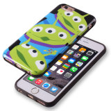 Glossy Patroon Cover Mobile Cell Phone Case