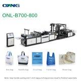 Caixa de Não Tecidos totalmente automático Bag fazendo a máquina