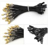 - Sensor 2m Roestvrije Sonde 100mm van de 50~400C PT100 Temperatuur van de Kabel van OTO 3 Draden voor Thermostaat