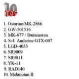 Polipéptido puro Mt-2 Mt2 Melanotan 2 Melanotan II 121062-08-6
