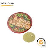 Goupille de sol en fer personnalisée haute qualité pour cadeaux promotionnels