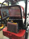 de Hydraulische MiniLader van het Wiel 0.8ton 0.8t 08 800kg Sauer met het Automatische Nivelleren