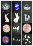 6 gobos Image modifiée de la publicité de plein air à LED Gobo projecteur