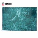 Ideabond Painel Composto de alumínio de qualidade superior (Grinred Verde)