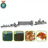 800-1000kg/H 뜨 물고기 음식 기계