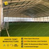 2200平方メートルのフットボールのスポーツ・イベントのための巨大な玄関ひさしのテント