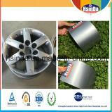 非有毒で装飾的な車輪ハブの暗い銀製灰色の粉のペンキの粉のコーティング