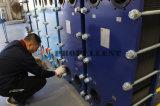 틈막이 티타늄 격판덮개 열교환기 알파 Laval M6 보충 300kw 공장 가격