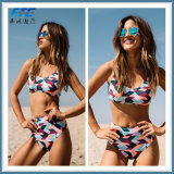 Custom линии бикини женщин пляжную молодые линии бикини купальник
