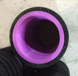"1.7 "" Brucknerの大きい機械装置のための元の黒いワイヤー車輪のブラシ"