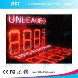 옥외 LED 유가 변경자 표시 (8.88-9)
