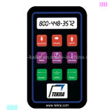 Metallo Dome Switch, 3m Adhesive Membrane Switch Keypad