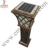 Алюминий Bollard солнечной лужайке лампа 1 Вт (DZ-КТ-216)