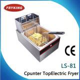 Contre- première friteuse électrique de Ls-81 Fryking