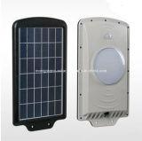 Le type le plus neuf de réverbère solaire Integrated de DEL