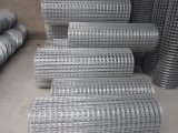 電流を通された鋼鉄構築によって溶接された金網を補強する電流を通された溶接された金網はPVCチェーン・リンクの塀のダイヤモンドの金網に塗った