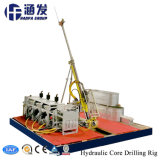 Impianto di perforazione mobile di carotaggio con capienza di 800m (hfp600 più)