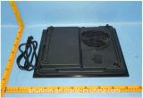 pour l'admission Cooktop Sm-A56 modèle d'homologation du marché 1800W ETL des Etats-Unis