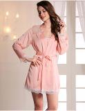 """Pijamas """"sexy"""" das mulheres por atacado do Nightwear da roupa de noite com almofada Sy10309006"""