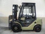 Forklift da gasolina da capacidade 1500kgs com o motor de Nissan feito em China