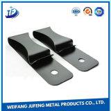Poudre faite sur commande enduisant le métal noir de précision de placage de couleur estampant des pièces