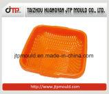Neuer Entwurf für Frucht-Korb-Form-Plastikspritzen