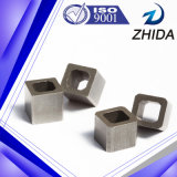 Le GV a reconnu la structure agglomérée de métallurgie des poudres