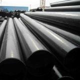 Hecho en el tubo de acero inconsútil de China