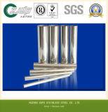 Tubo inconsútil del acero inoxidable 316 de ASTM 304