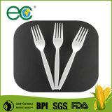 """7 """" écologique compostable Cpla jetable couteau en plastique"""