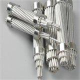 Conductor de aluminio estándar de ASTM, ACSR/Aw reforzado acero revestido de aluminio