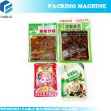 Máquina de embalaje del vacío del arroz de la bolsa de plástico para la carne (DZQ-700OL)
